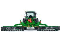 Front- and Rear-Mount Mower Conditioners