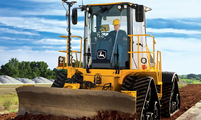 Learn more about the 764 HSD from John Deere
