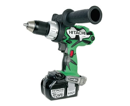Hitachi DS14DSFL 14.4-Volts Lithium-Ion 1.5 Amp Cordless Drill