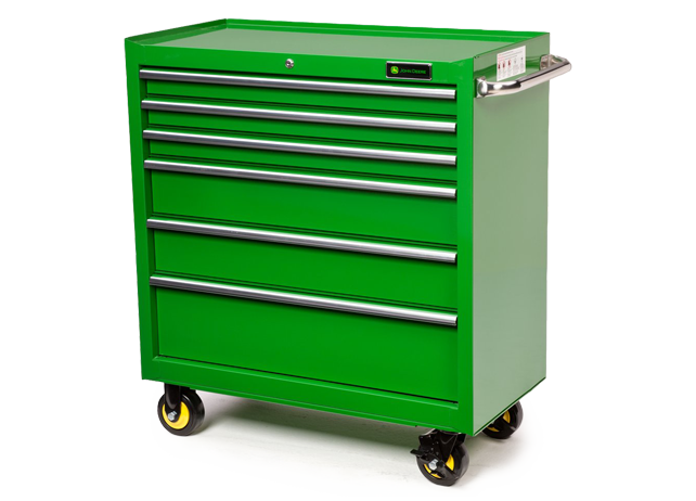 AC-3618CB-G  36-in., 6-Drawer Ball Bearing Cabinet