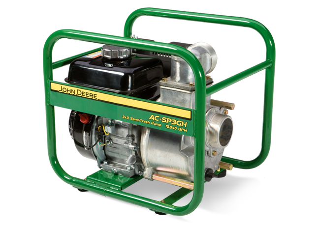 AC-SP3GS1 211cc Water Pump