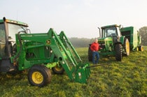 740 Classic Loader Ag Tractor Loaders