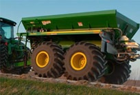 Follow the link to learn more about the DN345 Drawn-Dry Spreader