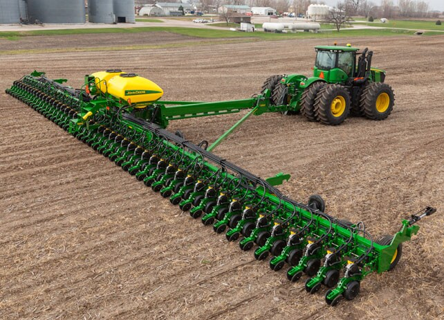 Evergreen Implement - DB88 48Row22 on