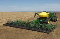 730 Air Disk Drill Air Seeding
