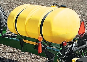 Fertilizer tank from John Deere image