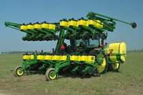1720 Integral Stack Fold Planter Integral Planters