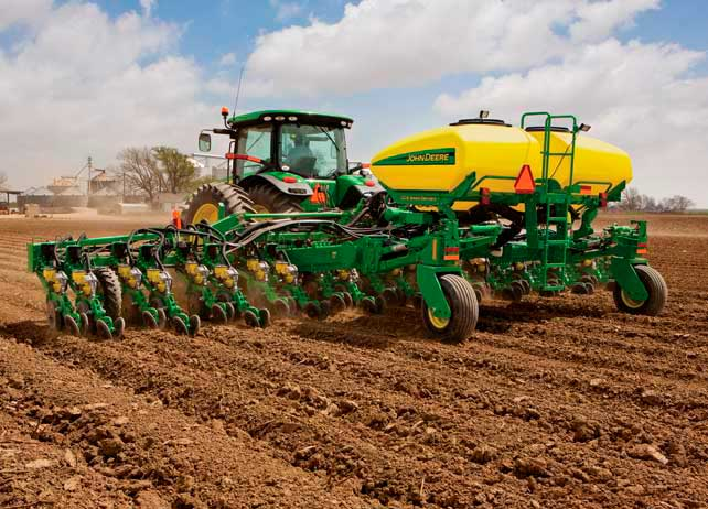 Evergreen Implement 1725 Ccs Twin Row