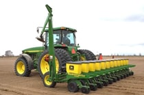 1730 Integral Narrow-Row Planter Integral Planters