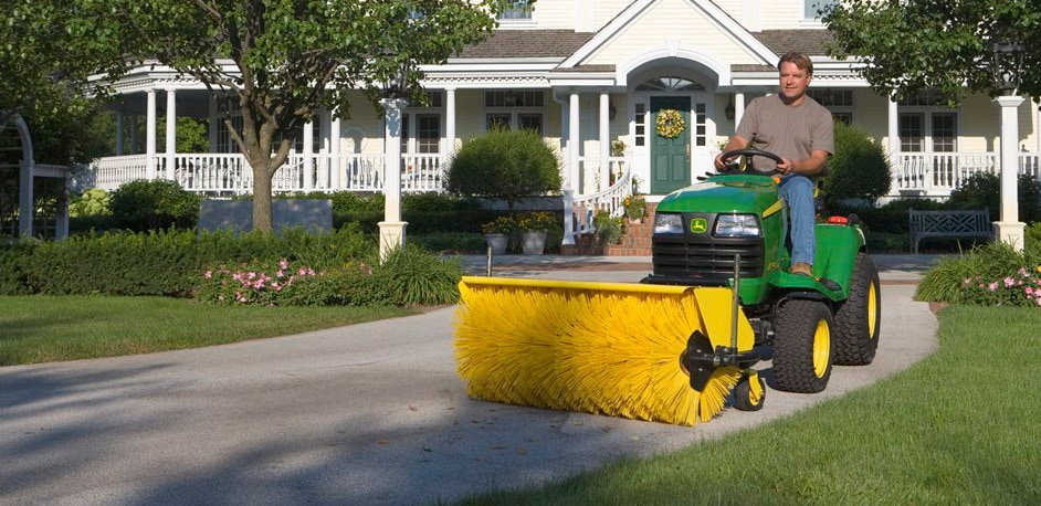 Riding Lawn Attachments