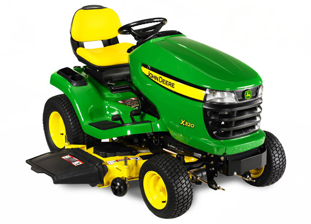 Garden Tractors Product : John deere in deck select series lawn