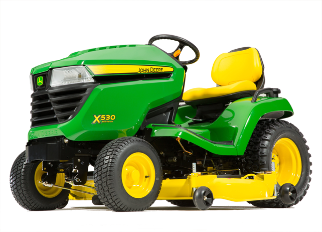 X530 Multi-Terrain™ Tractor with 54-inch Deck (2015)