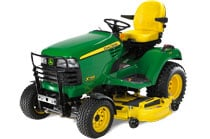 X748SE Special Edition Ultimate Tractor