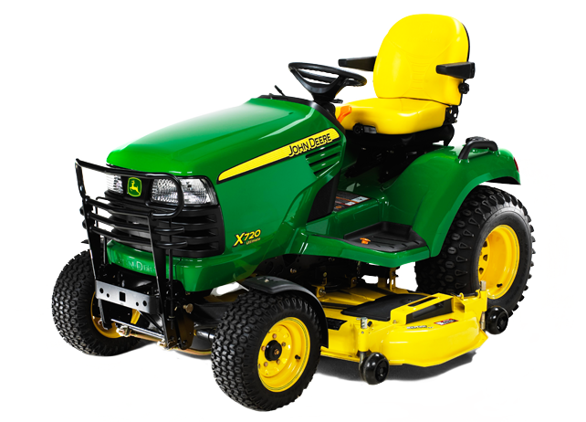 X720 Special Edition Ultimate Tractor