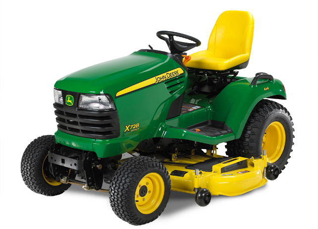 X728SE Special Edition Ultimate Tractor