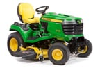 Follow link to the X730 Signature Series Tractor, Less Mower Deck product page.