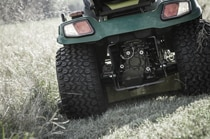 The all-new X700 Signature Series Tractors.