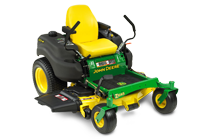 Follow link to Zero-Turn Mowers page.