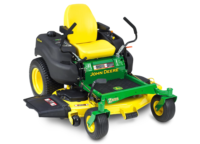 John Deere Z655 Z600 Series Zero Turn Riding Mowers