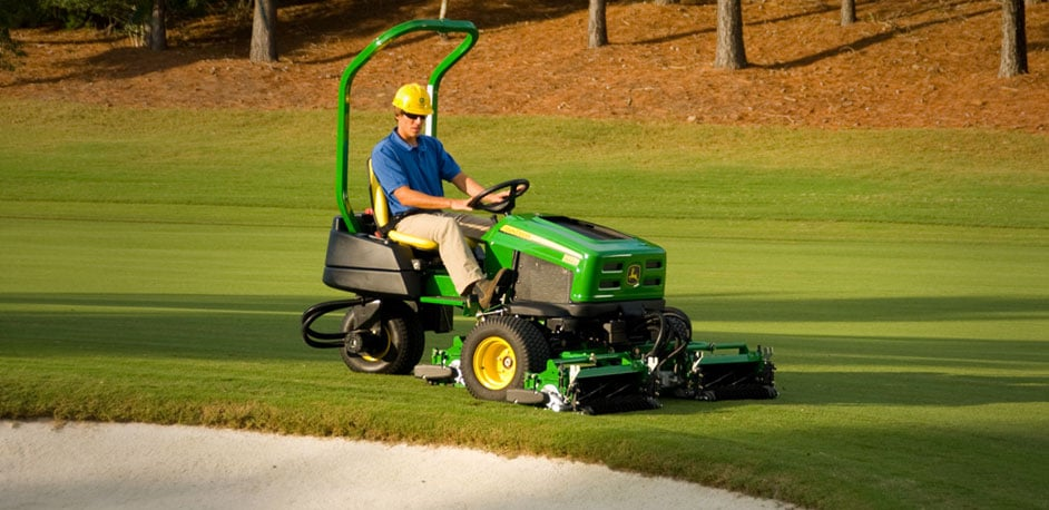 Rough, Trim and Surrounds Mowers