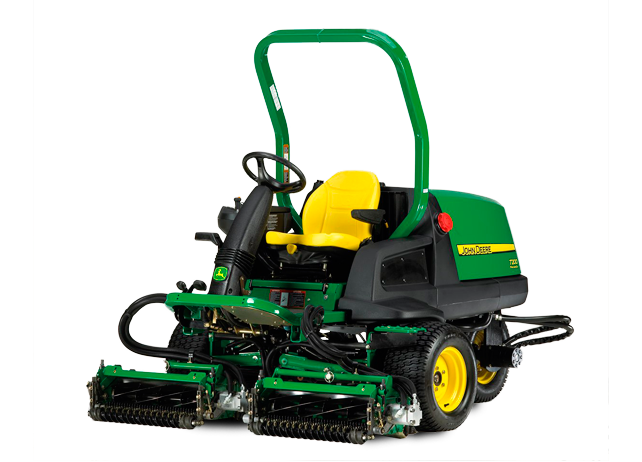 7200 PrecisionCut Rough, Trim and Surrounds Mowers