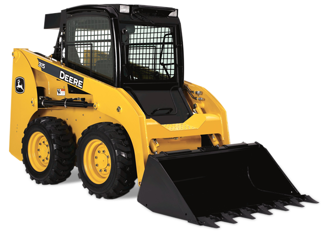 315 Radial Skid Steer