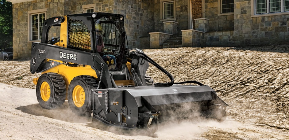 Skid Steers from John Deere
