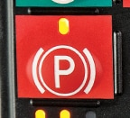 Detail shot of the parking button on the sealed switch module