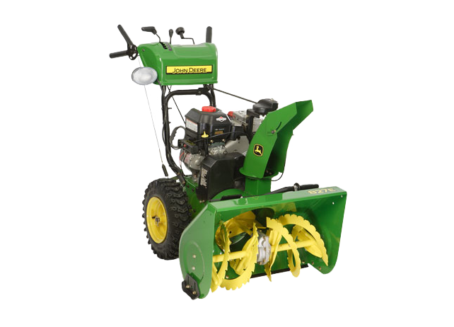 John Deere Snowblowing : Snowblowers too many to choose from whats your favorite