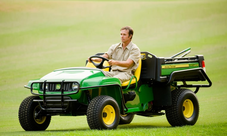 Follow the link to see Gator TX Utility Vehicles