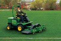Follow link to Commercial Mowers