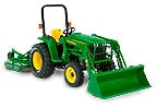 John Deere 3038E Compact Utility Tractor