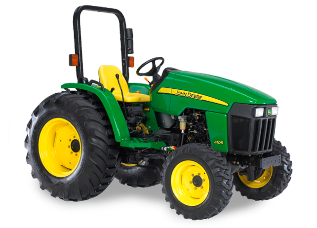 Compact Tractors Product : John deere sub compact utility tractor e package