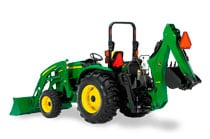 Follow the link to learn more about John Deere Utility Tractors
