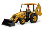 John Deere 110 Tractor Loader Backhoes