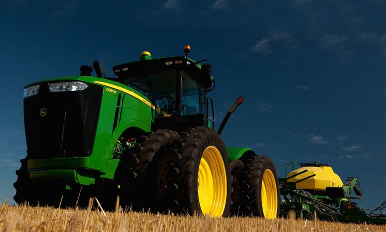 New 2012 9R/9RT Series Tractors