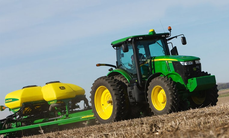 The all-new 2011 7R Series Tractors