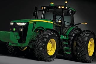 8R Series Row-Crop Tractors