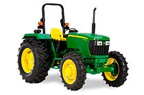 5075E Utility Tractor