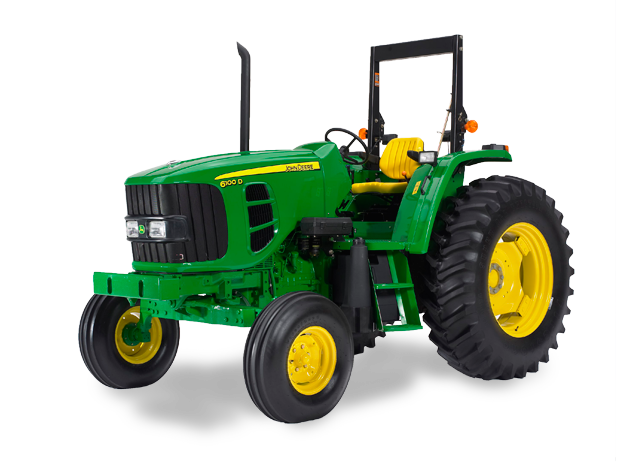 6100D Utility Tractor