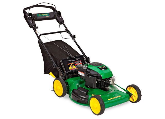 JS38 Steel Deck Mowers
