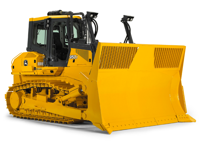 950J WH Crawler Dozer