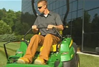 Z900 Zero Turn Mowers