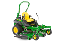 Follow link to view ZTrak Zero-Turn Mowers