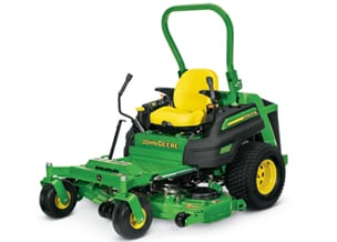Commercial Lawn Mowers Ztrak Zero Turn Mowers John