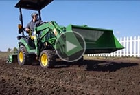 Follow the link to see the video on the Rotary Tiller