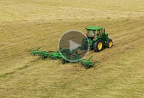 Follow the link to see the new Deere Series Tedders