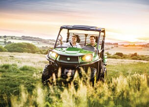View offers for select Gator™ Utility Vehicles