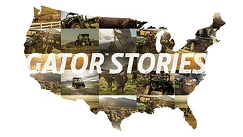 View Gator™ Utility Vehicle Stories