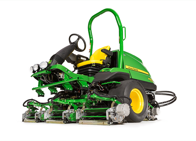 8000A E-Cut Hybrid Fairway Mower